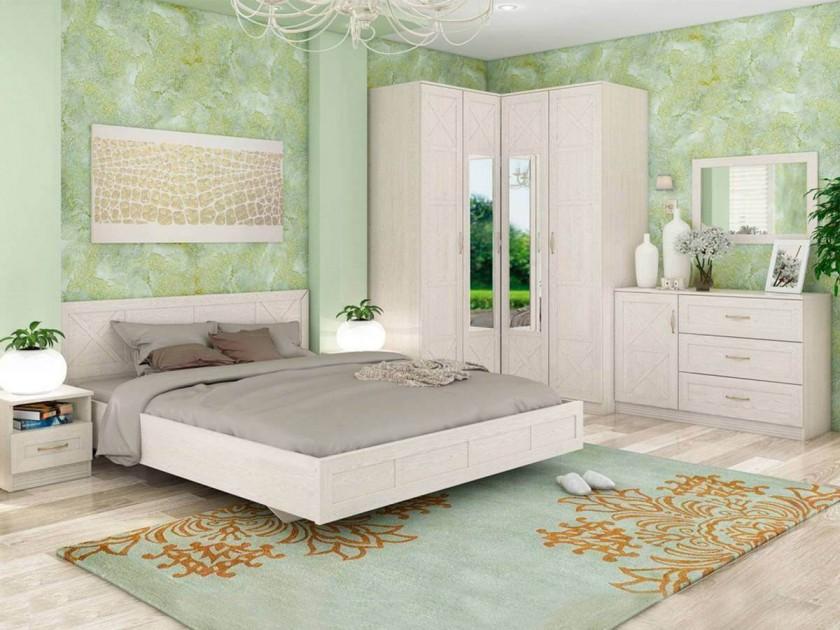 цена спальный гарнитур Спальня Лозанна Лозанна онлайн в 2017 году