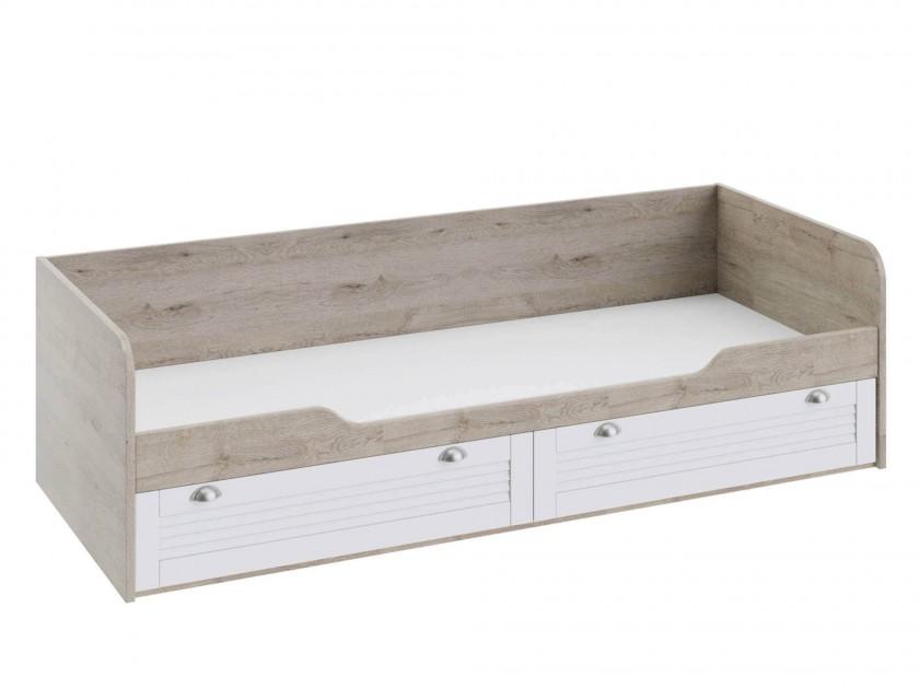 цена на кровать Кровать с 2 ящиками Ривьера (80х200) Ривьера