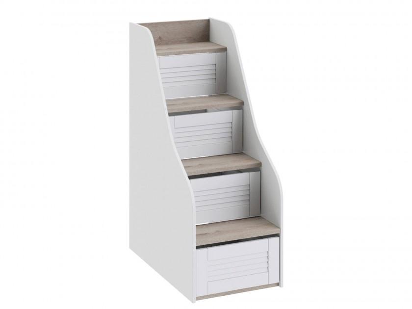 аксессуары Лестница приставная для кровати 2-х ярусной Ривьера Ривьера лестница приставная с ящиками прованс