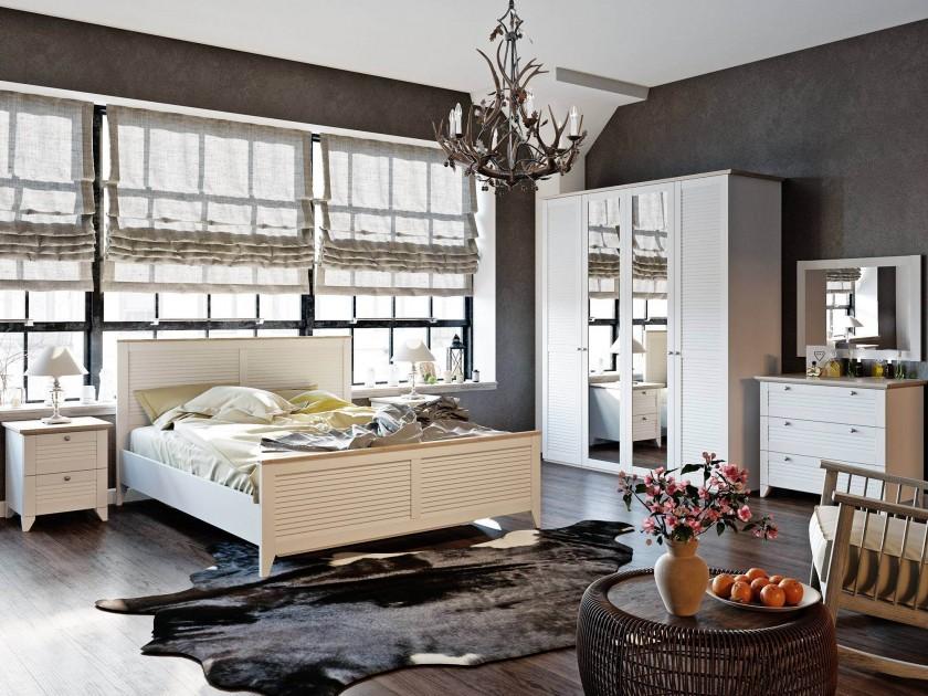 спальный гарнитур Спальня Ривьера Ривьера