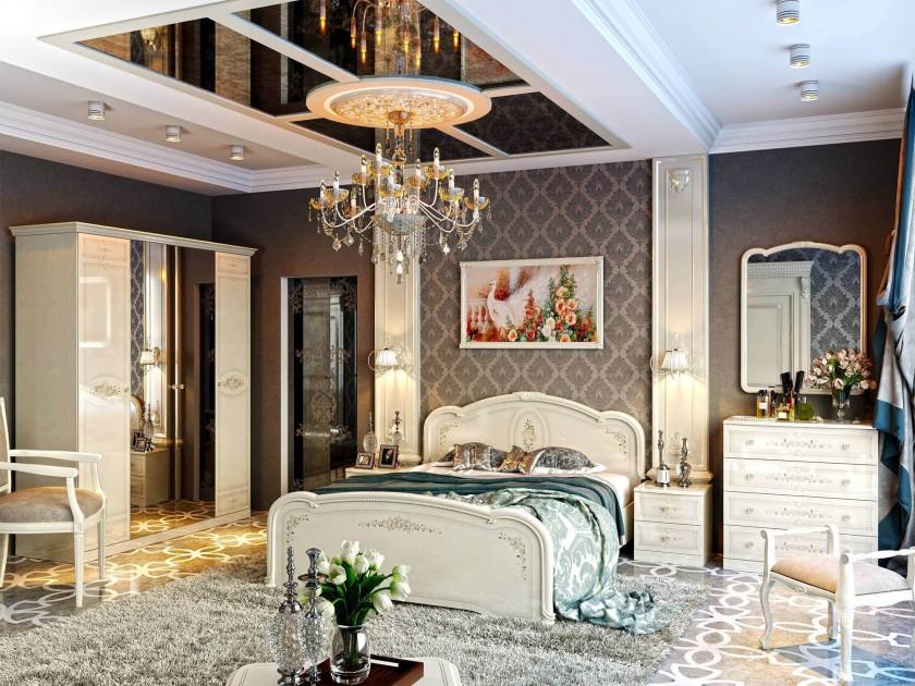 Фото - спальный гарнитур Спальня Лорена Лорена спальня