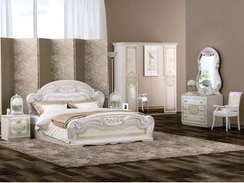 Спальный гарнитур Лара в цвете Бежевый