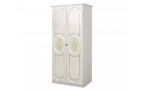 Распашной шкаф Шкаф 2-х дверный Леди Роза