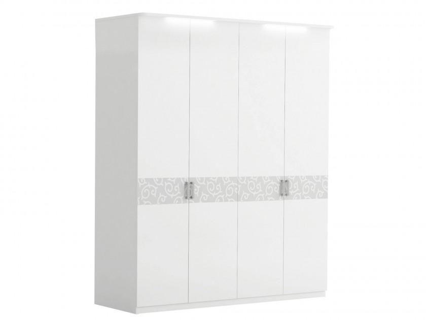 распашной шкаф Шкаф 4-х дверный Белла Белла