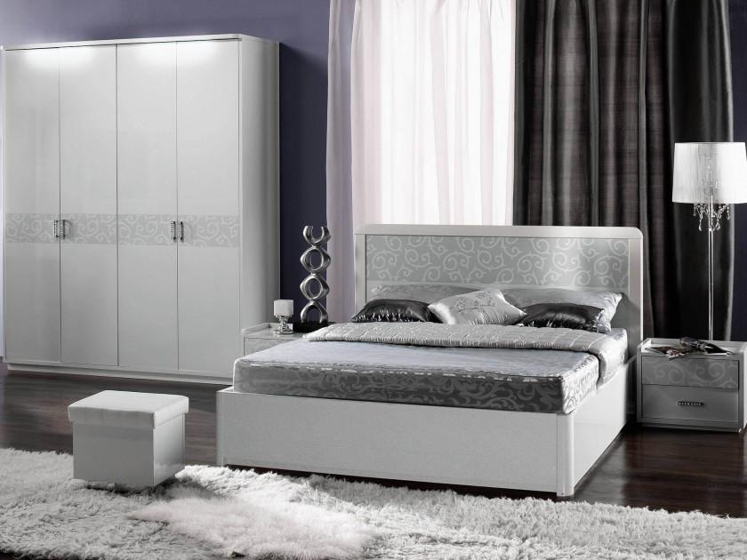 Лакированная мебель для спальни