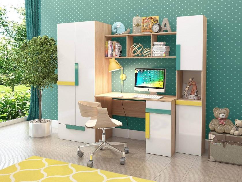 Шкафы для одежды в детскую комнату