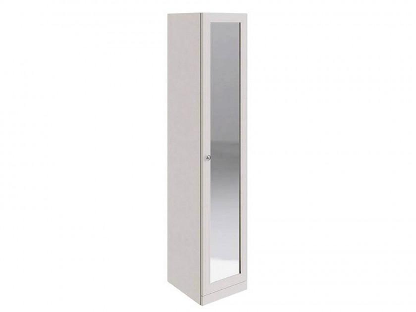 распашной шкаф Шкаф торцевой с зеркальной дверью Саванна Саванна шкаф с ящиками и зеркальной дверью орион