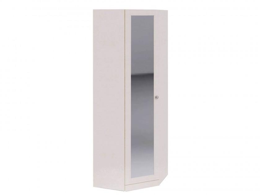 распашной шкаф Шкаф угловой с зеркалной дверью Саванна Саванна