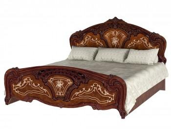 Кровать Роза в цвете Радика орех
