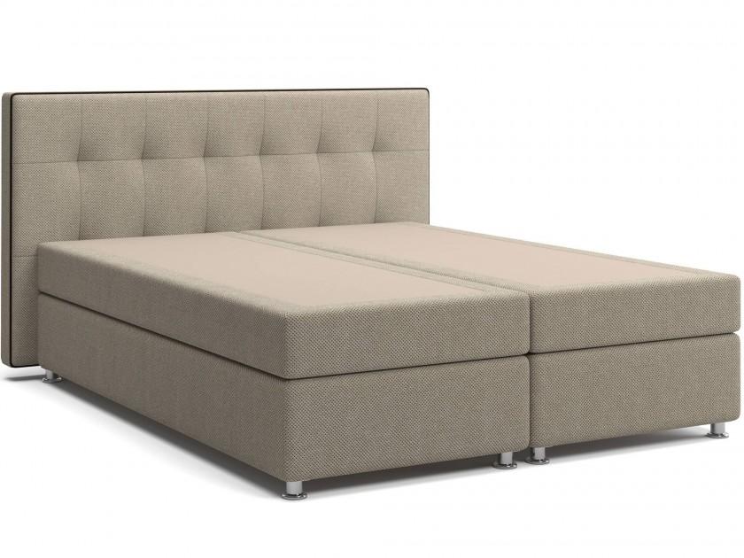 кровать Кровать с матрасом и зависимым пружинным блоком Нелли (160х200) Box Spring Нелли