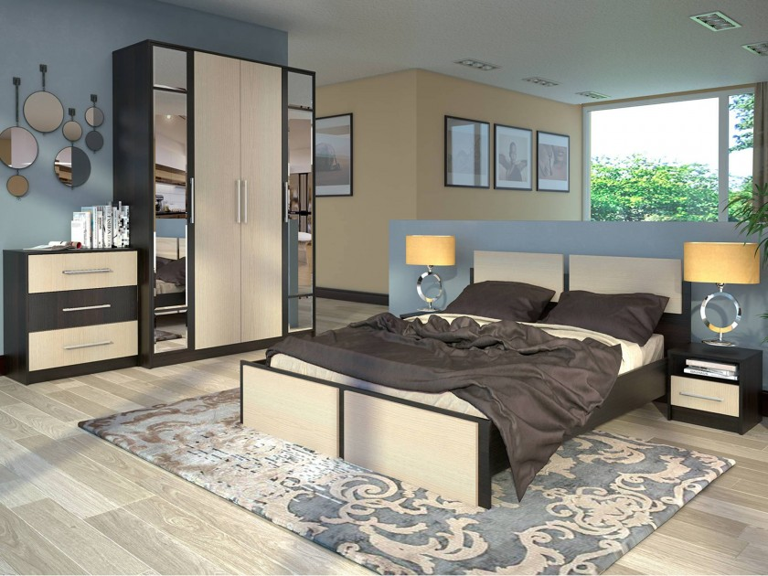 Фото - спальный гарнитур Спальня Уют Уют спальный гарнитур спальня соренто спальня соренто