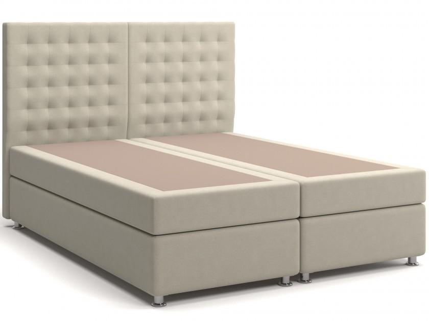 кровать Кровать Box Spring 2в1 матрасы с зависимым пружинным блоком Парадиз (160х200/80х200) Парадиз