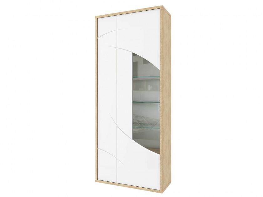 витрина Шкаф-витрина Мадейра Мадейра life in trend шкаф витрина двухдверный reina