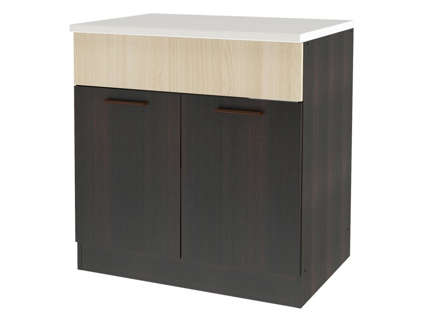 Угловые напольные шкафы для кухни