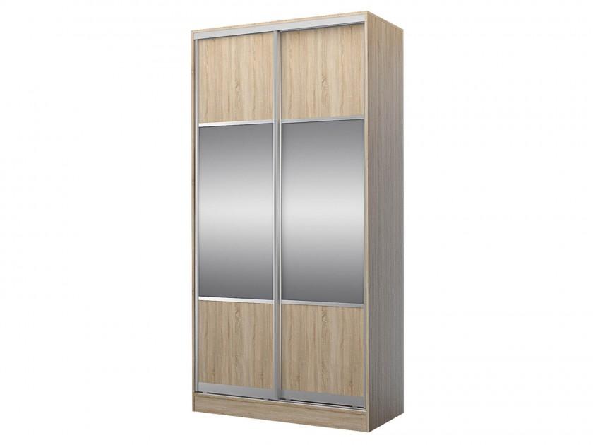 Шкафы-пеналы с зеркалом в прихожую
