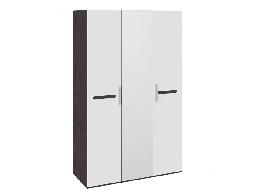 распашной шкаф Шкаф комбинированный (с 3 дверями) Фьюжн Фьюжн