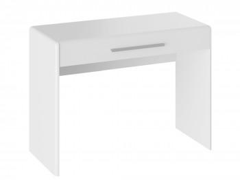 Туалетный стол Наоми в цвете Белый глянец