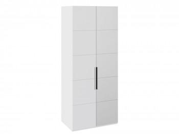 Распашной шкаф Наоми в цвете Белый глянец