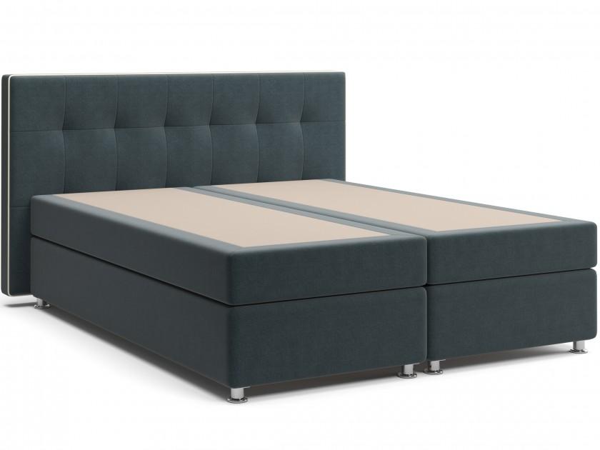 кровать Кровать с матрасом и независимым пружинным блоком Нелли (160х200) Box Spring Нелли кровати box spring