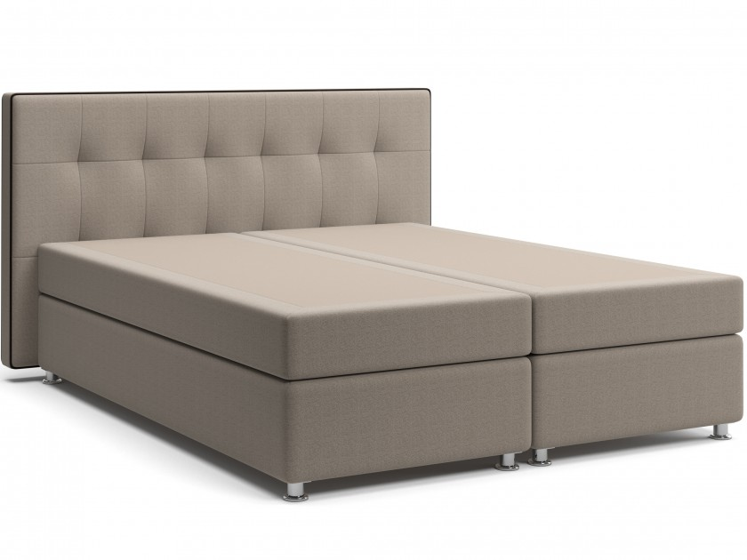 кровать Кровать с матрасом и независимым пружинным блоком Нелли (160х200) Box Spring Нелли