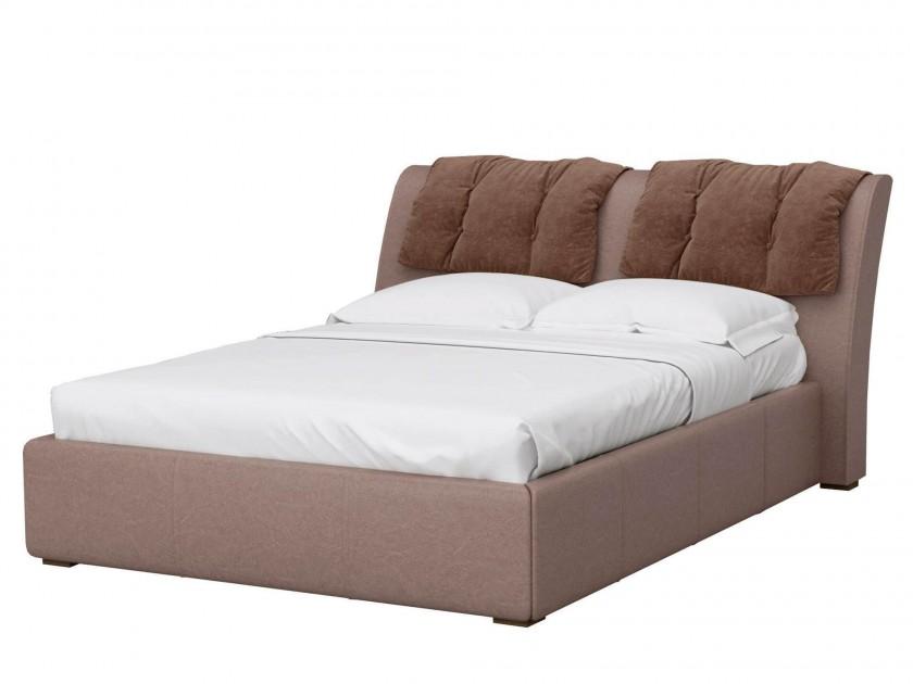 кровать Мягкая кровать с ящиком и ПМ Моника (181х201) Моника