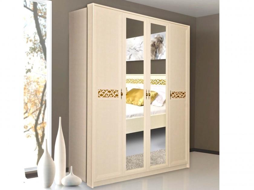 распашной шкаф Шкаф для одежды и белья Ливадия Ливадия