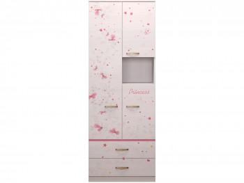 Распашной шкаф Принцесса