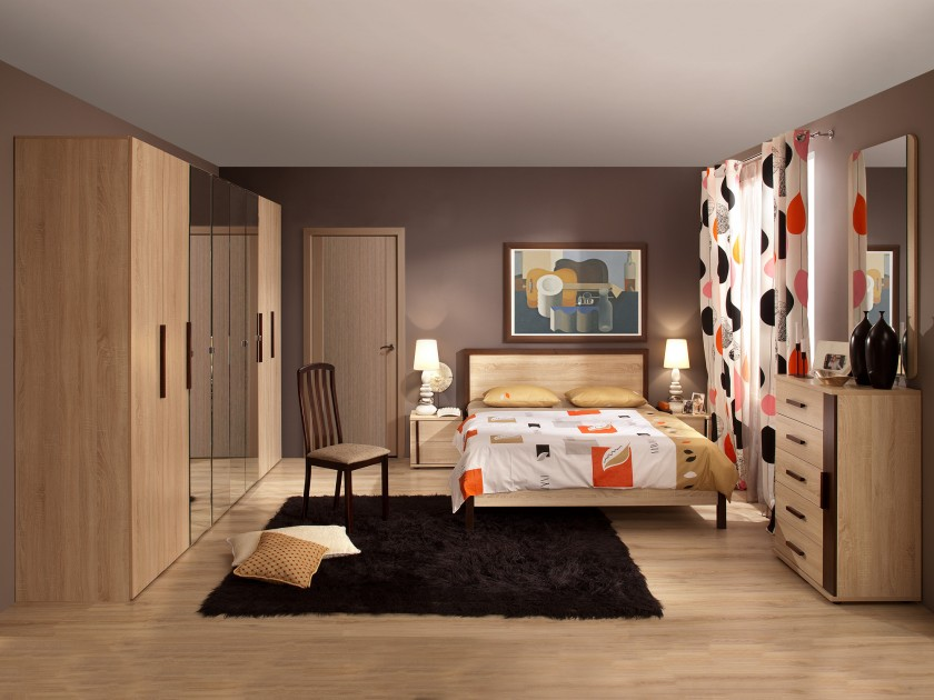 спальный гарнитур Спальня Bauhaus Bauhaus цена