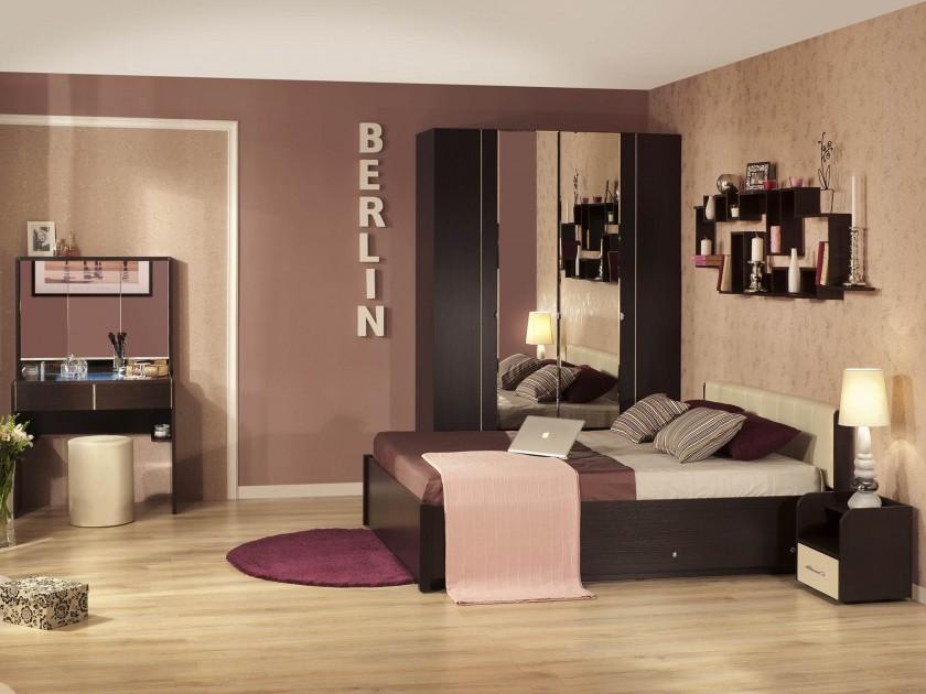 цена на спальный гарнитур Спальня Berlin Berlin-1