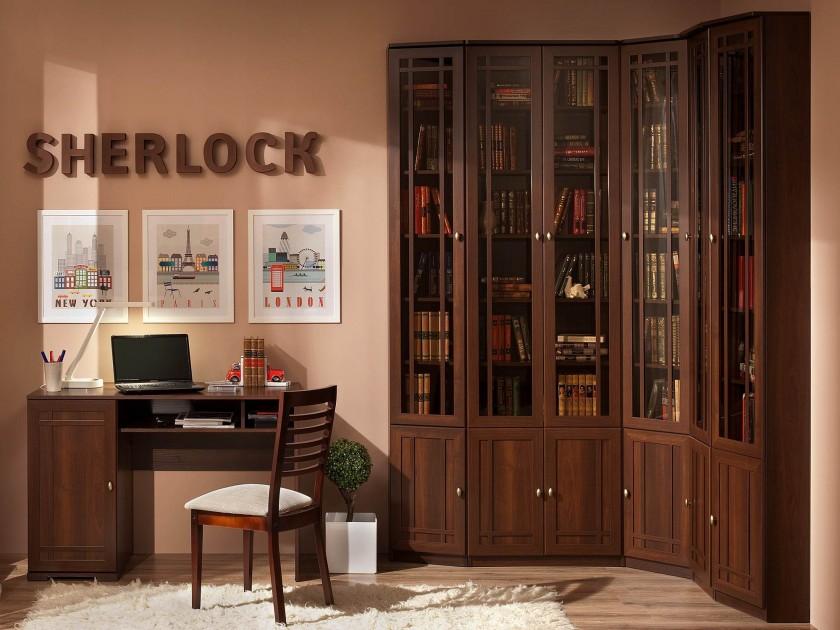 кабинет Кабинет (Библиотека) Sherlock Sherlock
