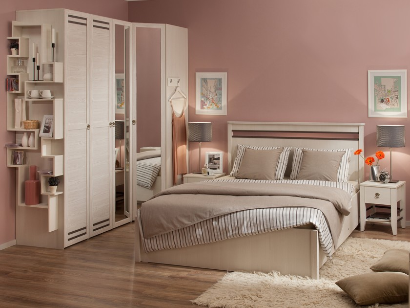 спальный гарнитур Спальня Бриз Бриз 1