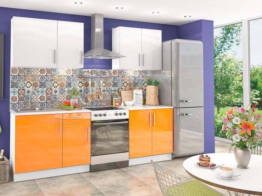кухонный гарнитур Кухня Хелена 1,8 Кухня Хелена 1,8