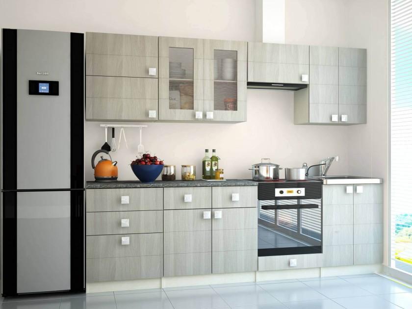 Фото - кухонный гарнитур Кухня Квадро Кухня Квадро кухня виктория 3000