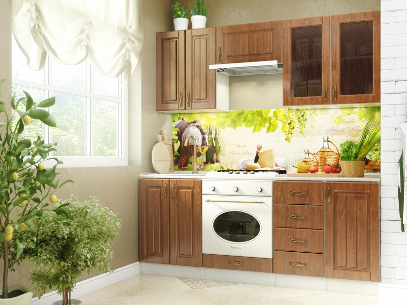 кухонный гарнитур Кухня Николь 2000 Кухня Николь 2000