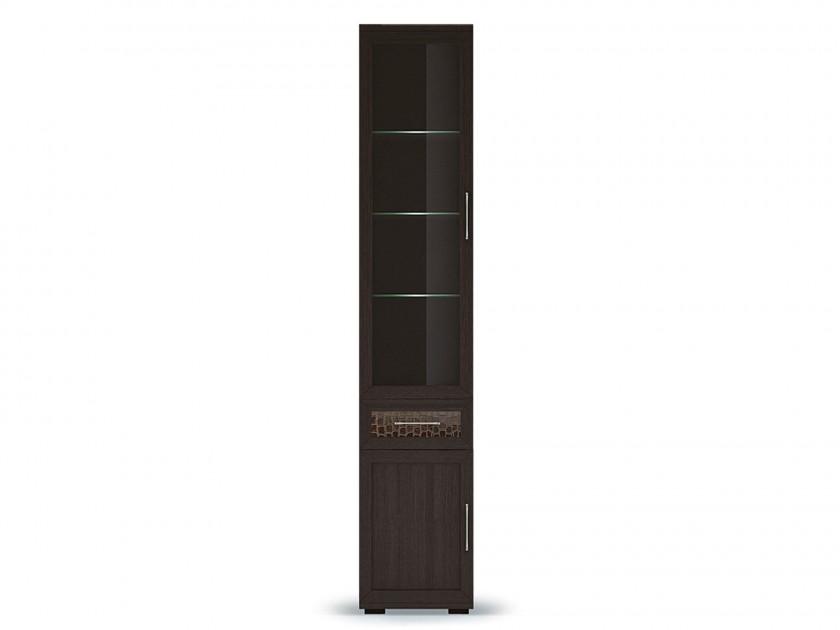 распашной шкаф Шкаф 450 со стеклом Парма Люкс Парма Люкс
