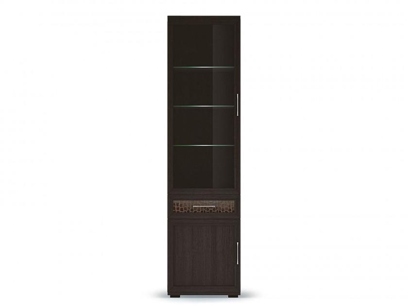 распашной шкаф Шкаф 600 со стеклом Парма Люкс Парма Люкс