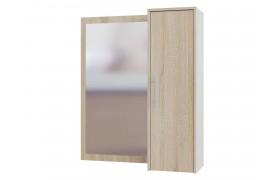 Шкаф Шкаф настенный с зеркалом ПЗ-4