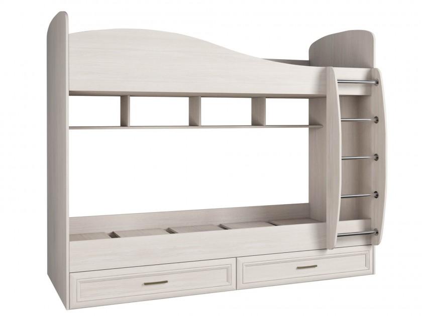 кровать Кровать двухъярусная Принцесса (80х200) Принцесса