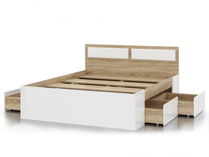 спальня беатрис кровать Кровать с ящиками Беатрис (160х200) Беатрис