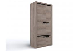 Распашной шкаф Шкаф для одежды Бруна