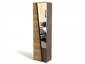 Распашной шкаф Шкаф для одежды с зеркалом Стреза