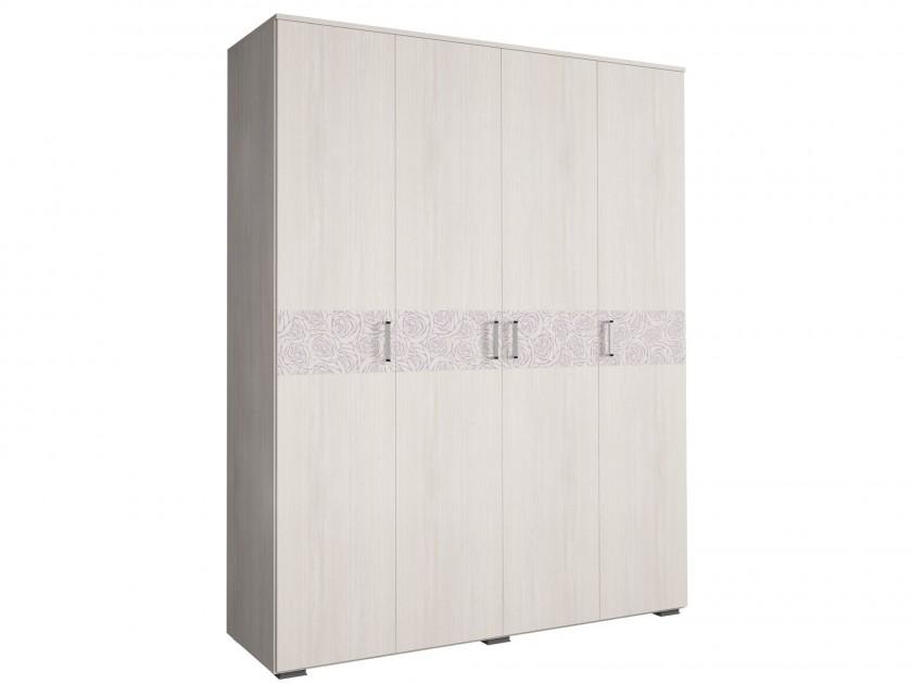 распашной шкаф Шкаф 4-х створчатый Марсель Марсель