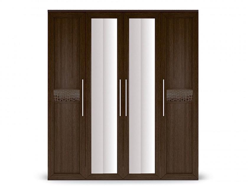 распашной шкаф Шкаф 4-х дверный Парма Парма шкаф распашной нк мебель прага шкаф 4 х дверный 72030103