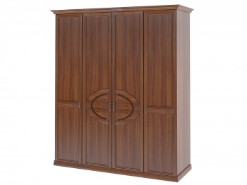 Распашной шкаф Шкаф 4-х дверный Палермо