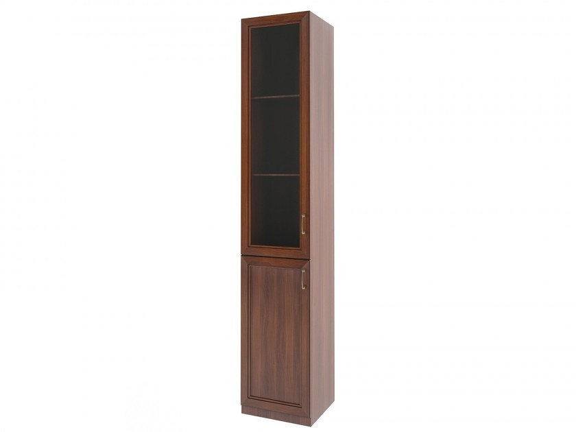 распашной шкаф Шкаф книжный однодверный Палермо Шкаф книжный однодверный Палермо