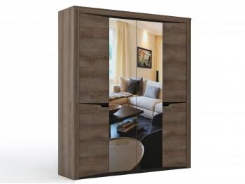 Распашной шкаф Шкаф 4-х дверный Гарда