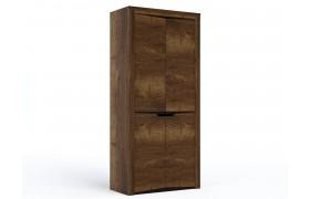 Распашной шкаф Шкаф 2-х дверный Гарда