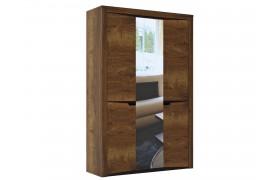 Распашной шкаф Шкаф 3-х дверный Гарда