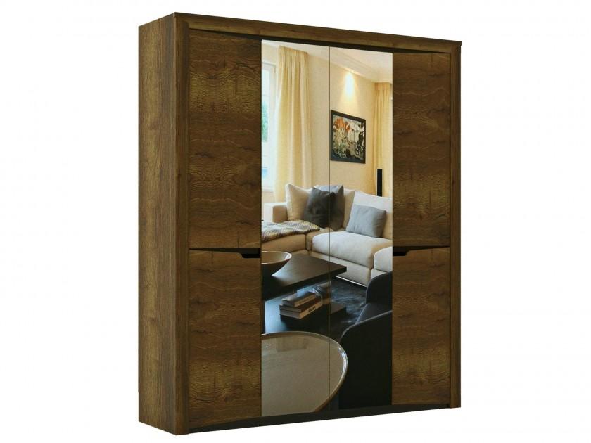 распашной шкаф Шкаф 4-х дверный Гарда Шкаф 4-х дверный Гарда