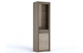 Распашной шкаф Шкаф со стеклом Лацио